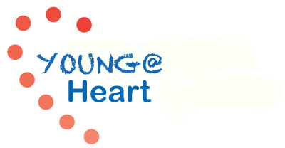 Young@Heart logo